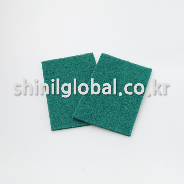 Metal Scrubbers and Kitchen Sponges for dish washing | SHINIL | NON-Woven Souring pad